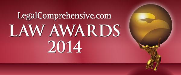 LegalComprehensive LAW AWARDS 2014