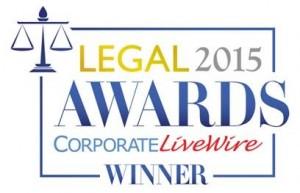 Corporate Livewire Awards 2015