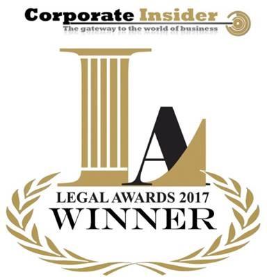 Award winning mediators 2017